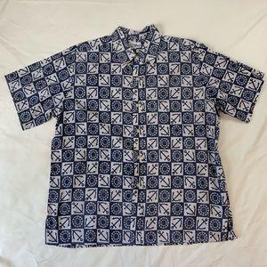633d6635 reyn spooner Shirts | Orange Floral Hawaiian Shirt Xl | Poshmark